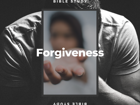 What is Forgiveness and How Can I Access it? - Study the Bible With Us