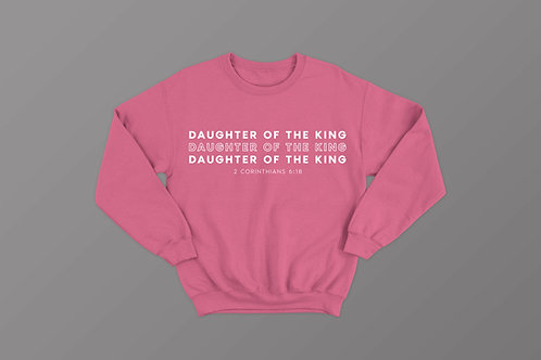 Daughter of the King Christian Clothing by Stay Lit Apparel UK