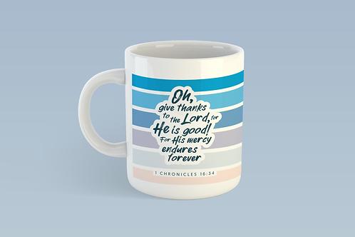 Bible Verse Christian Mug
