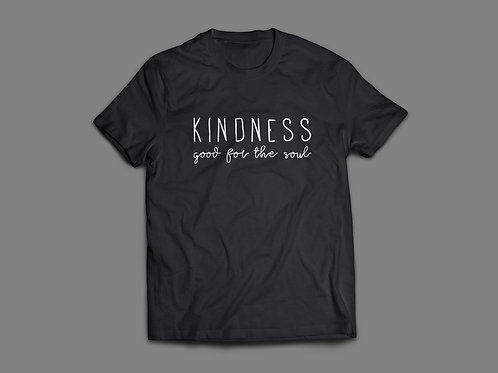 Kindness good for the soul Christian T-shirt by Stay Lit Apparel