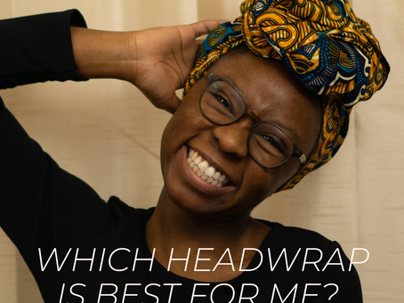 Jersey, Satin or African Print Headwraps - Which Headwrap is best for me?
