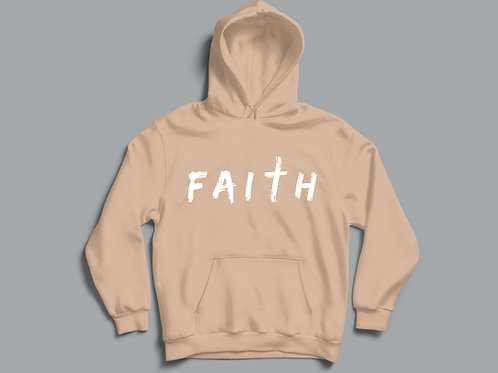 Faith Christian Hoodie by Stay Lit Apparel Christian Clothing UK