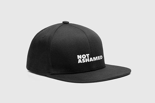 Not Ashamed Snapback Christian Clothing Stay Lit Apparel UK