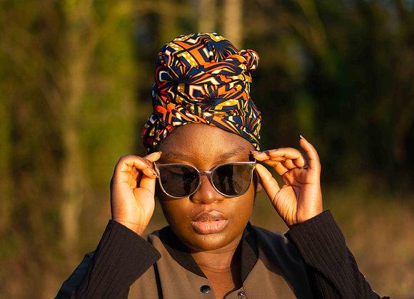 African Print Headwrap UK by Asikara