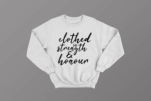 Christian Sweatshirt for women