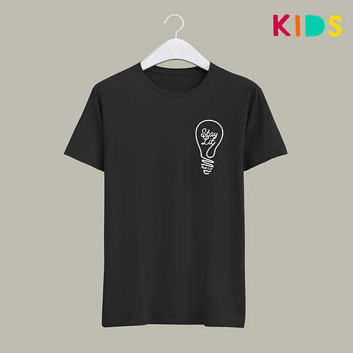 Stay Lit Light of the World Christian Clothing for Kids Stay Lit Apparel UK