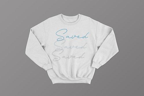 Saved Christian Sweatshirt