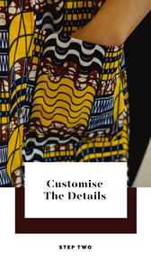 Customise The Details Asikara