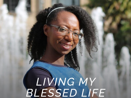 Living My Blessed Life - Natalie-Claire #Featured