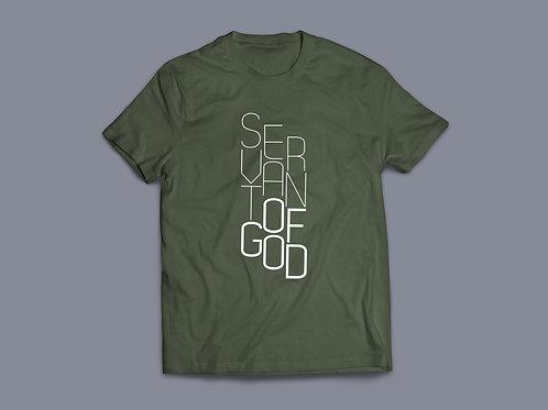 Servant of God Christian T-shirt