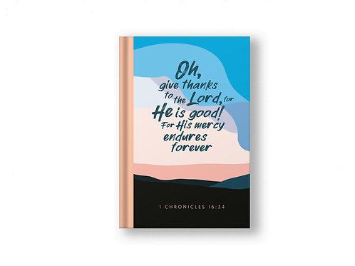 Give Thanks Prayer Journal