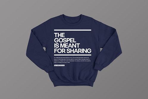 The gospel great commission Christian Sweatshirt