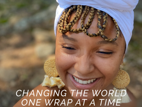 Changing the World One Wrap at a Time - @Morethanawrap_ #Featured