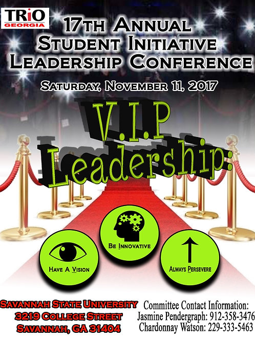 Student Initiatives & Leadership Conference