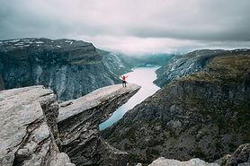 Trolltunga, Hardangervidda, Norway