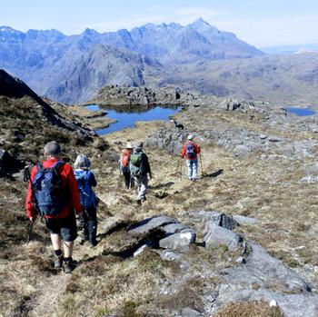 The best outdoor activities to experience Scotland