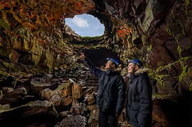 Raufarholshellir, Iceland