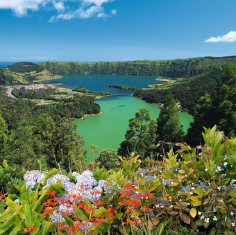 A family adventure on the Azores