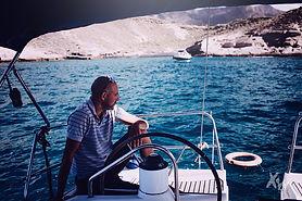 Boat tour, Tenerife