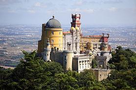 Sintra_Pena National Palace_09_Credit Tu