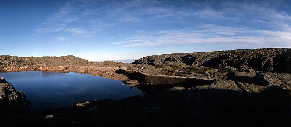 Cycling - Lagoa do Serrano, Serra da Est