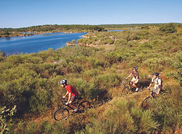 Cycling in Alentejo, Portugal