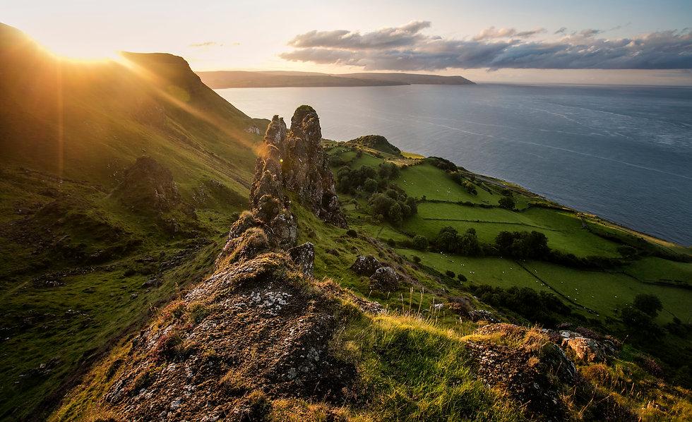 Glens of Antrim, Northern Ireland