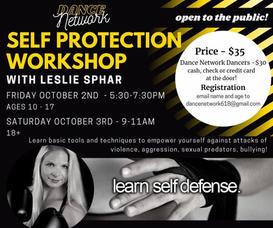 Self Protection Workshop