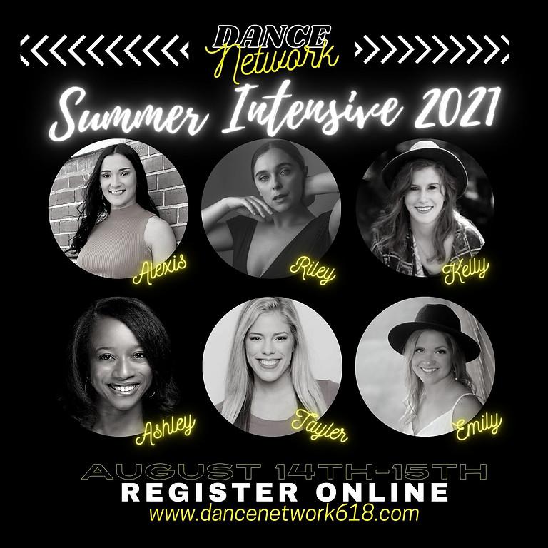 2021 Summer Intensive Pre-Registration