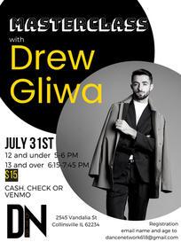 Drew Gliwa Masterclass