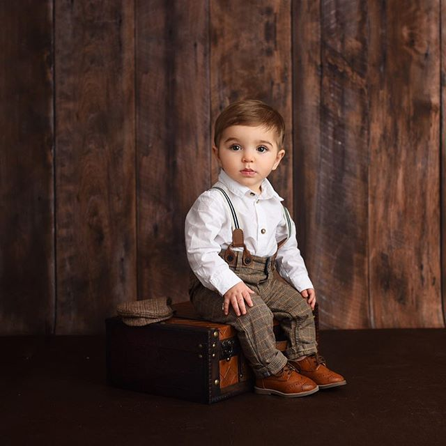 9 months old portrait