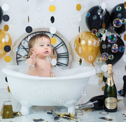 new year bubbles