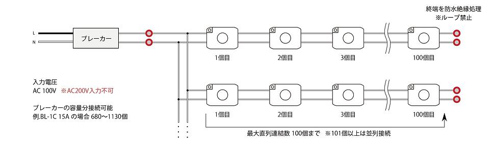 スターライトmini 配線方法