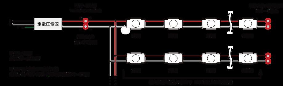 モノライトH/L 配線方法