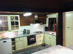 keuken incl oven