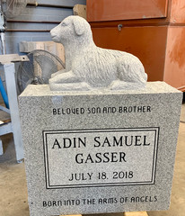 Custom Lamb Memorial