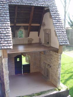 Interior of Mill