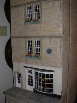 Closeup of Exterior View