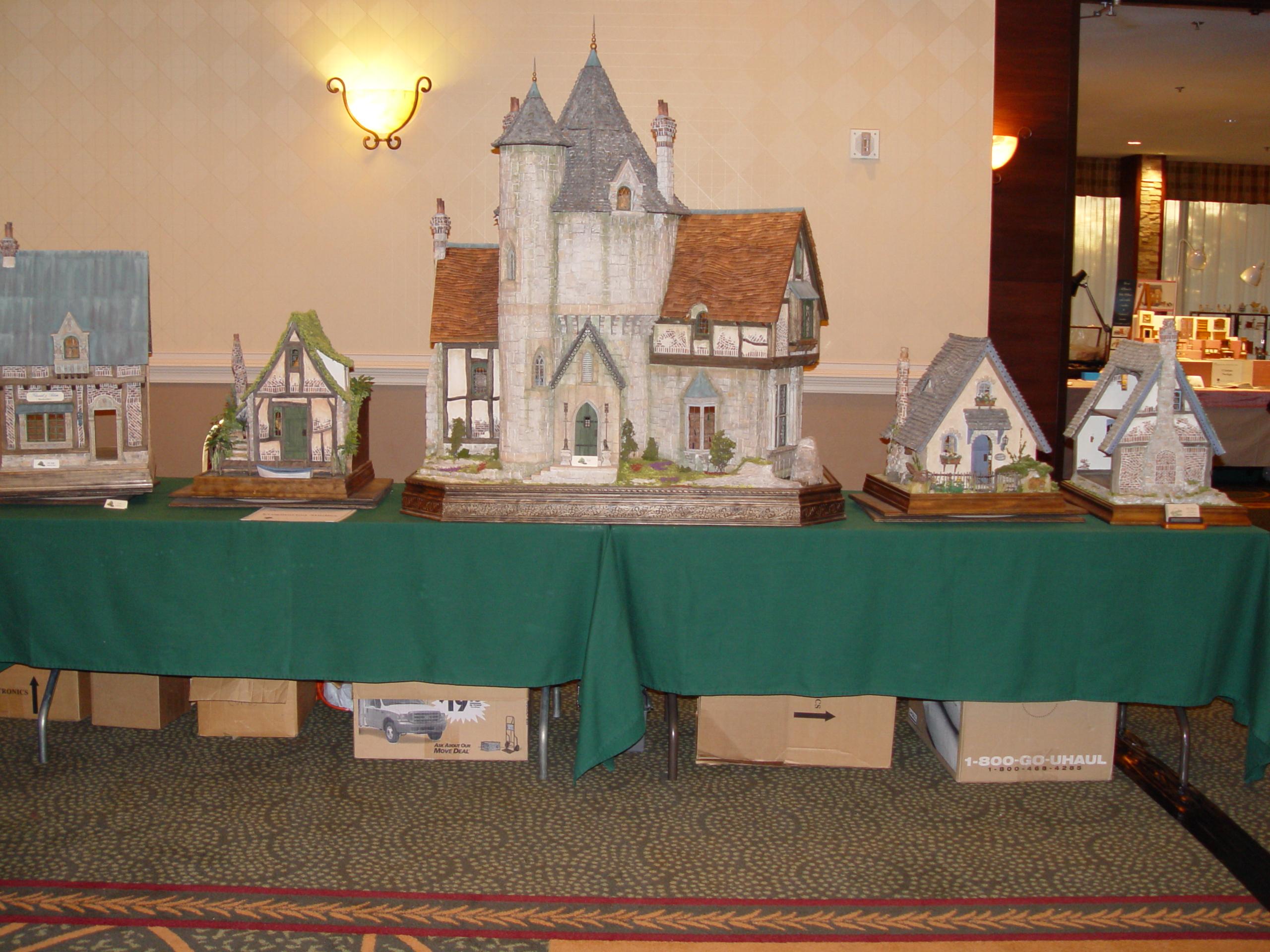 Philadelphia Miniature Display