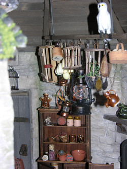 Owl and Kitchen Items