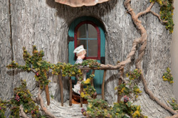 Window at Front of Treehouse