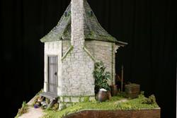 Right Side of Hagrid's Hut