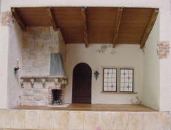 Complete Interior View