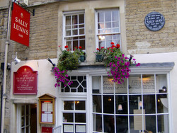 Inspiration for Sally Lunn's