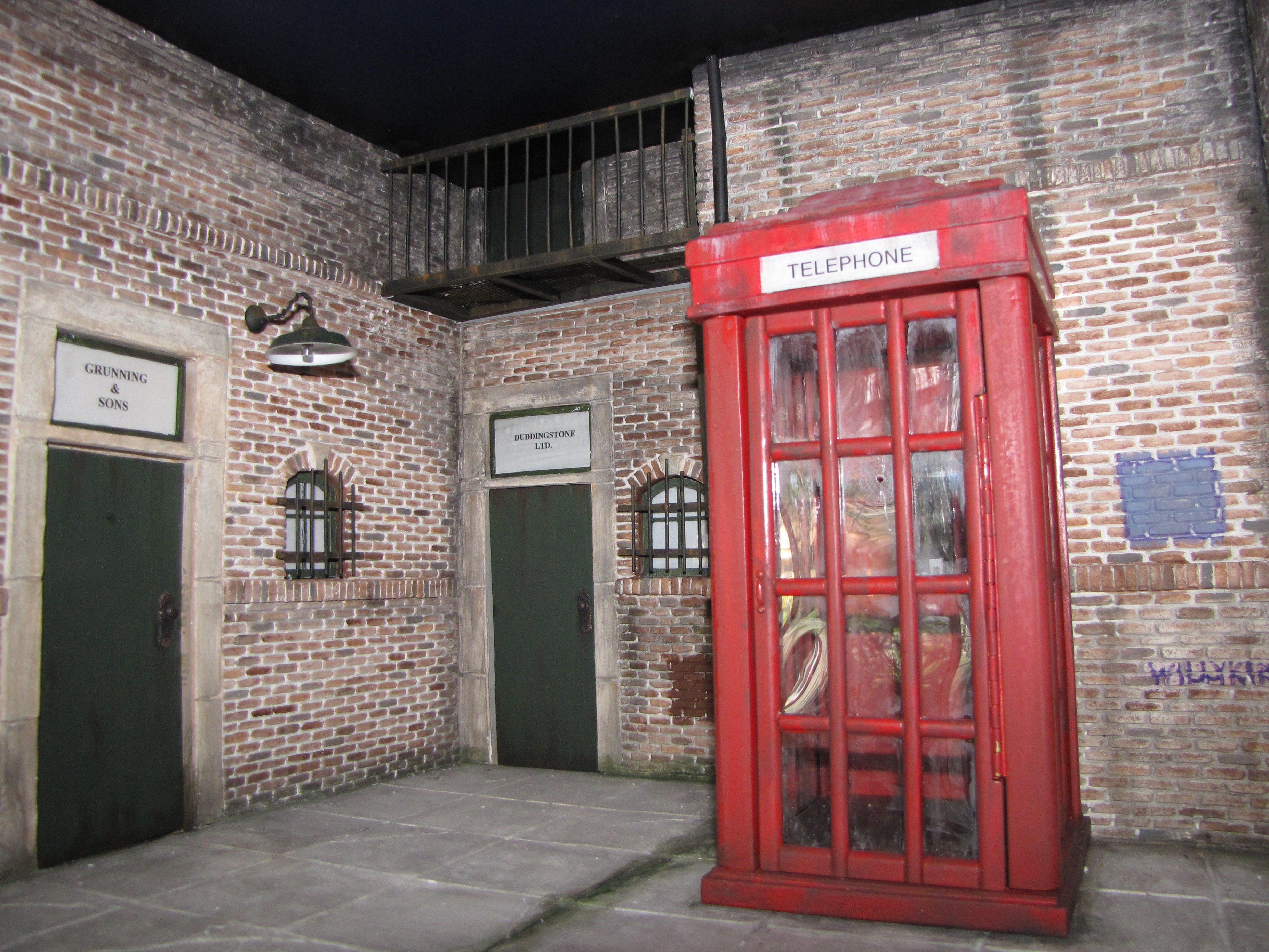 Ministry of Magic View 2