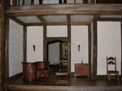 Upstairs Living Quarters