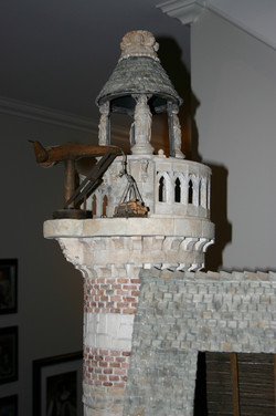 Fire Pit in Tower