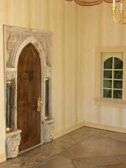 Interior Door with Arch