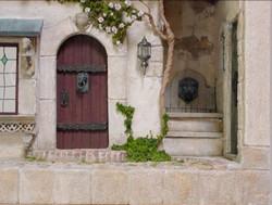 Front Door and Passageway