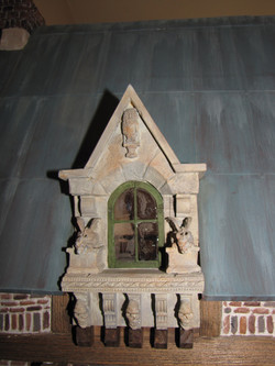 Gothic Dormer